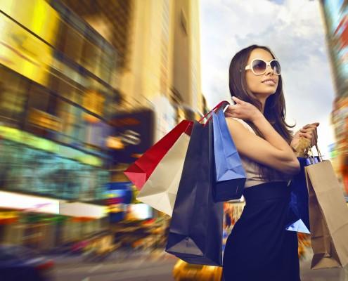 Mit Voucheria macht Shopping mehr Spaß!